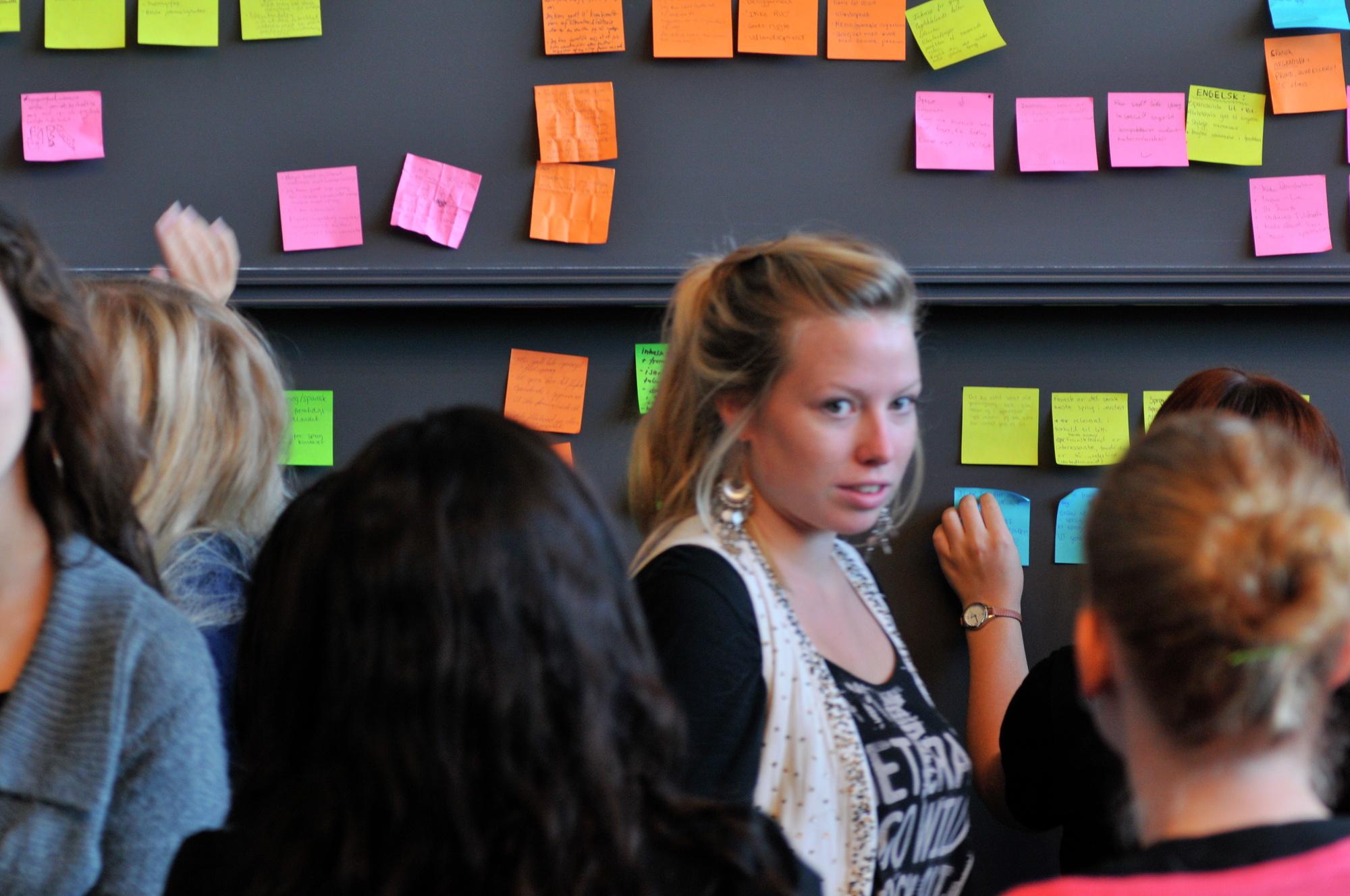 Sommerskole på humaniora - foto: Anne Trap-Lind