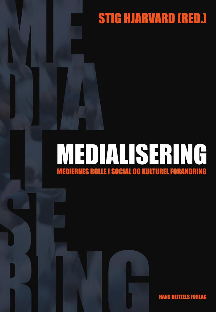 Forside af bogen Medialisering - klik for større
