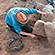 Læs mere om: Arkæologer finder 14.400 år gammelt brød