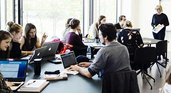 Internationale studerende kløjes i gruppearbejde og mundtlige eksaminer