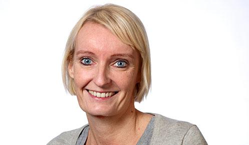 Professor Nete Nørgaard Kristensen - se billedet i stort format