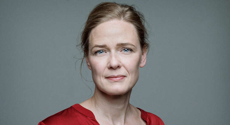 Lektor Annette Lassen. Foto: Simon Knudsen