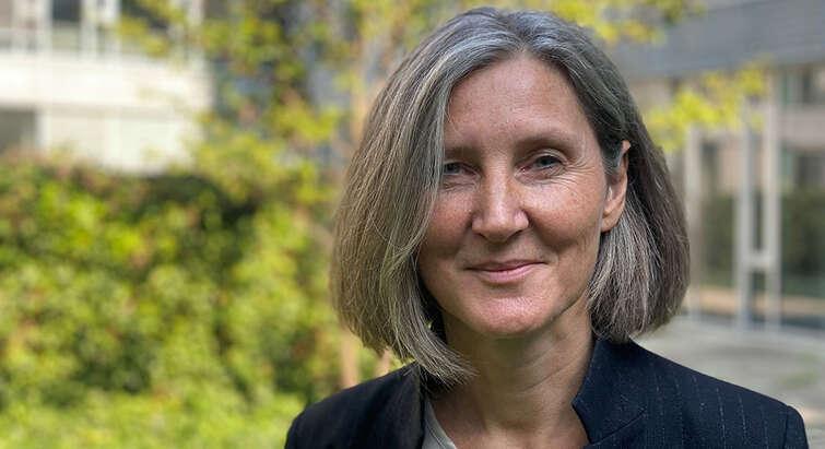 Dorthe Gert Simonsen, lektor på Saxo og ny prodekan på humaniora